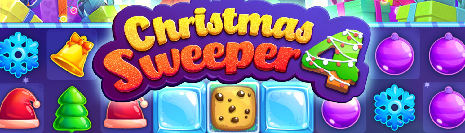Christmas Sweeper 4 Banner